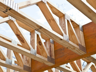 Floor & Roof Truss Systems from Midland Truss, Inc - Wood